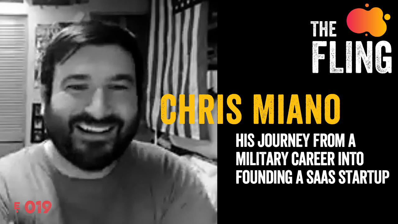 Chris Miano & His Journey from the Army to Founding a SaaS Startup