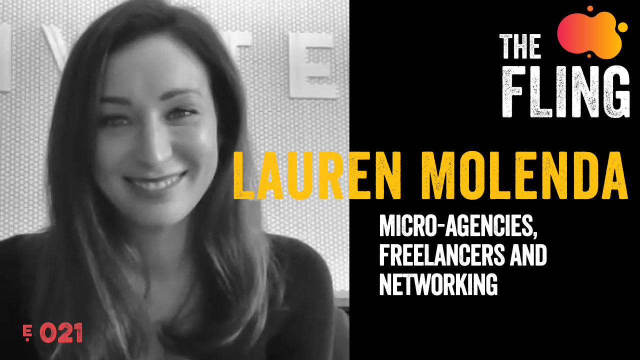 Lauren Molenda and Micro-Agencies, Freelancers and Networking